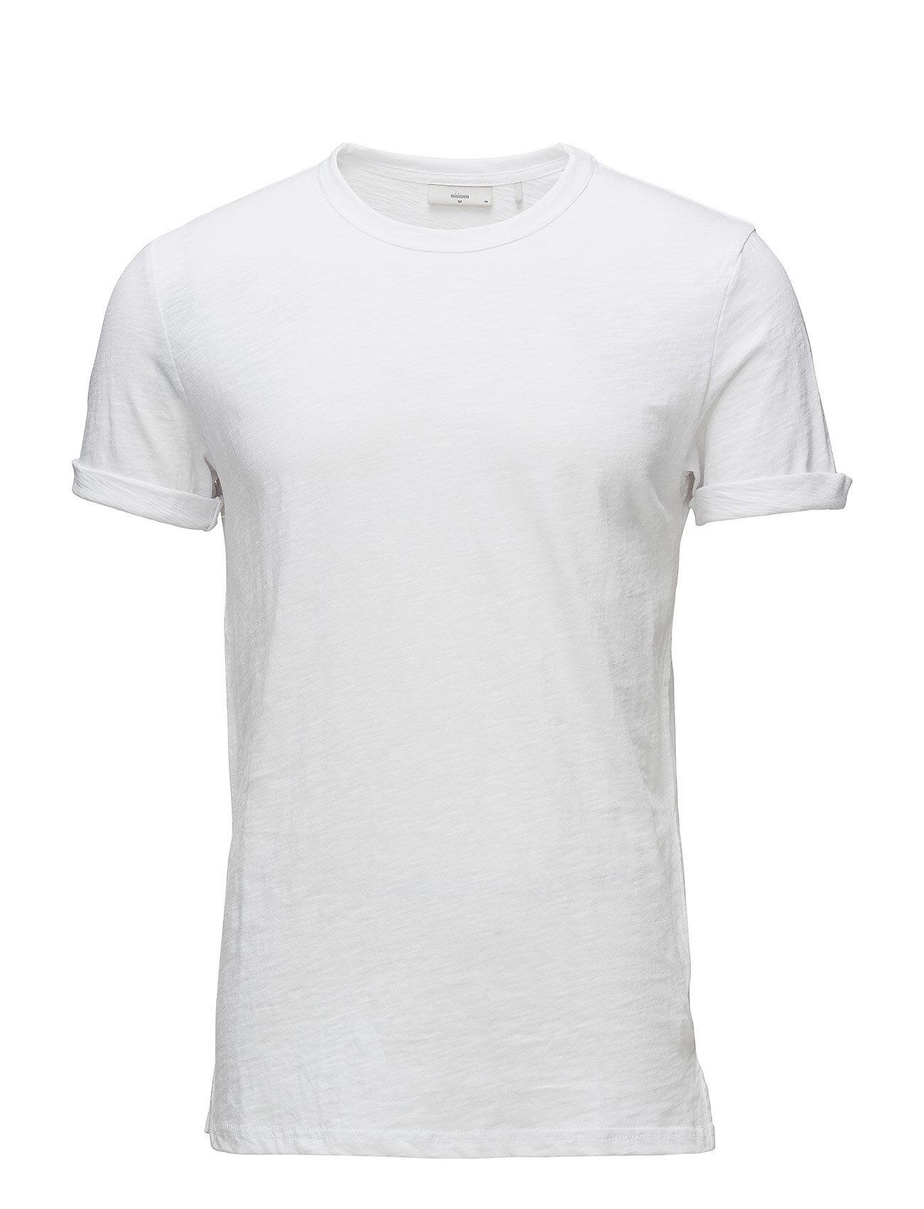 Minimum Delta T-shirts Short-sleeved Valkoinen Minimum