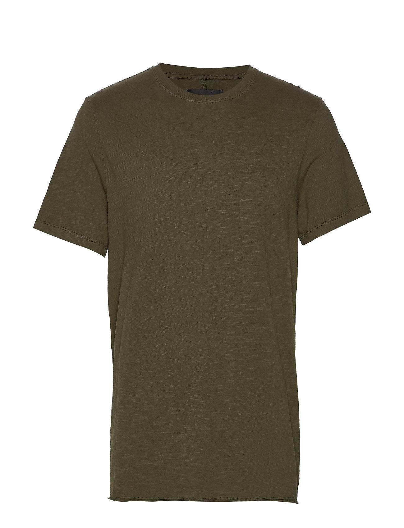 NEUW Bass Slub Tee T-shirts Short-sleeved Vihreä NEUW