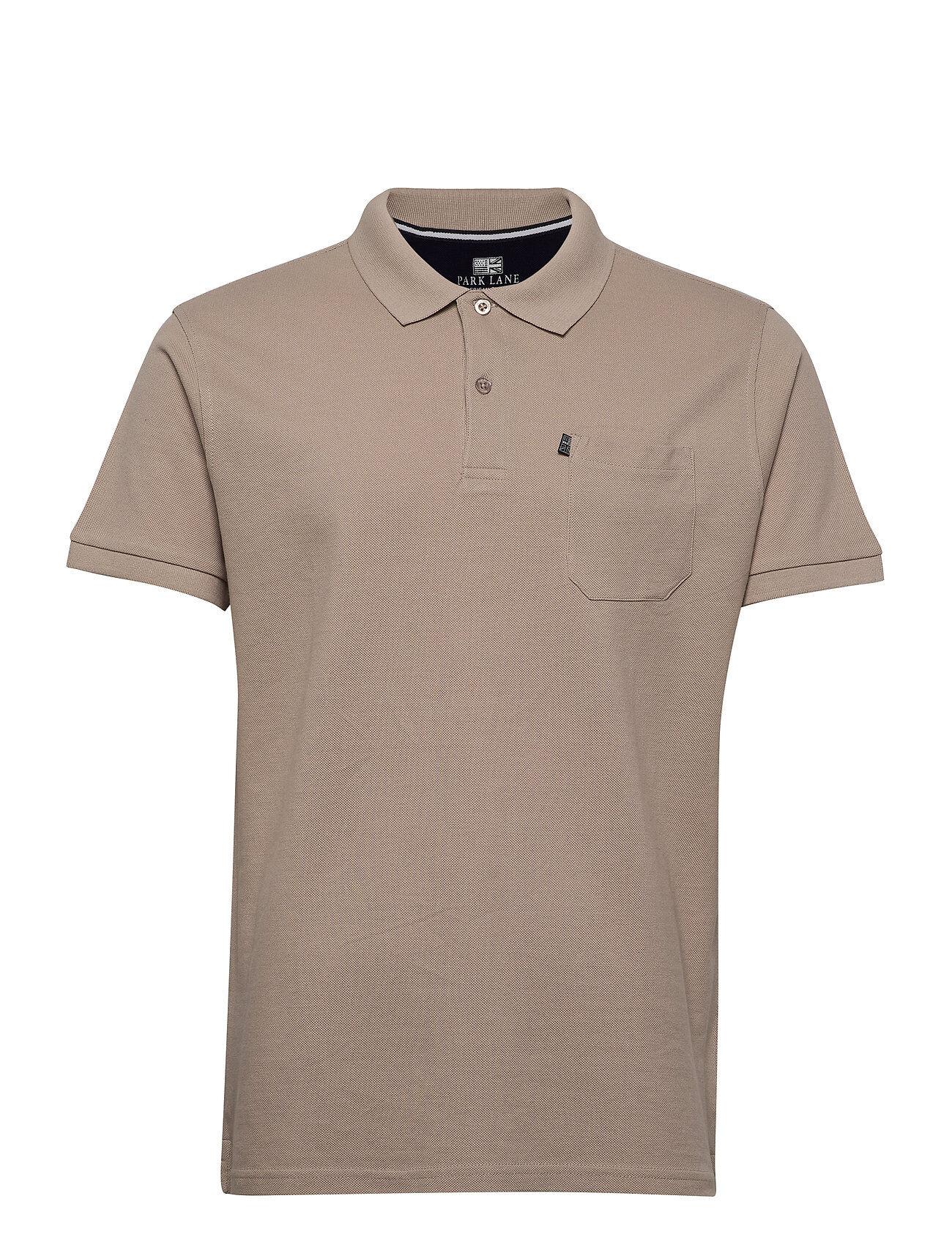 Park Lane 8902-1650 Polos Short-sleeved Beige Park Lane