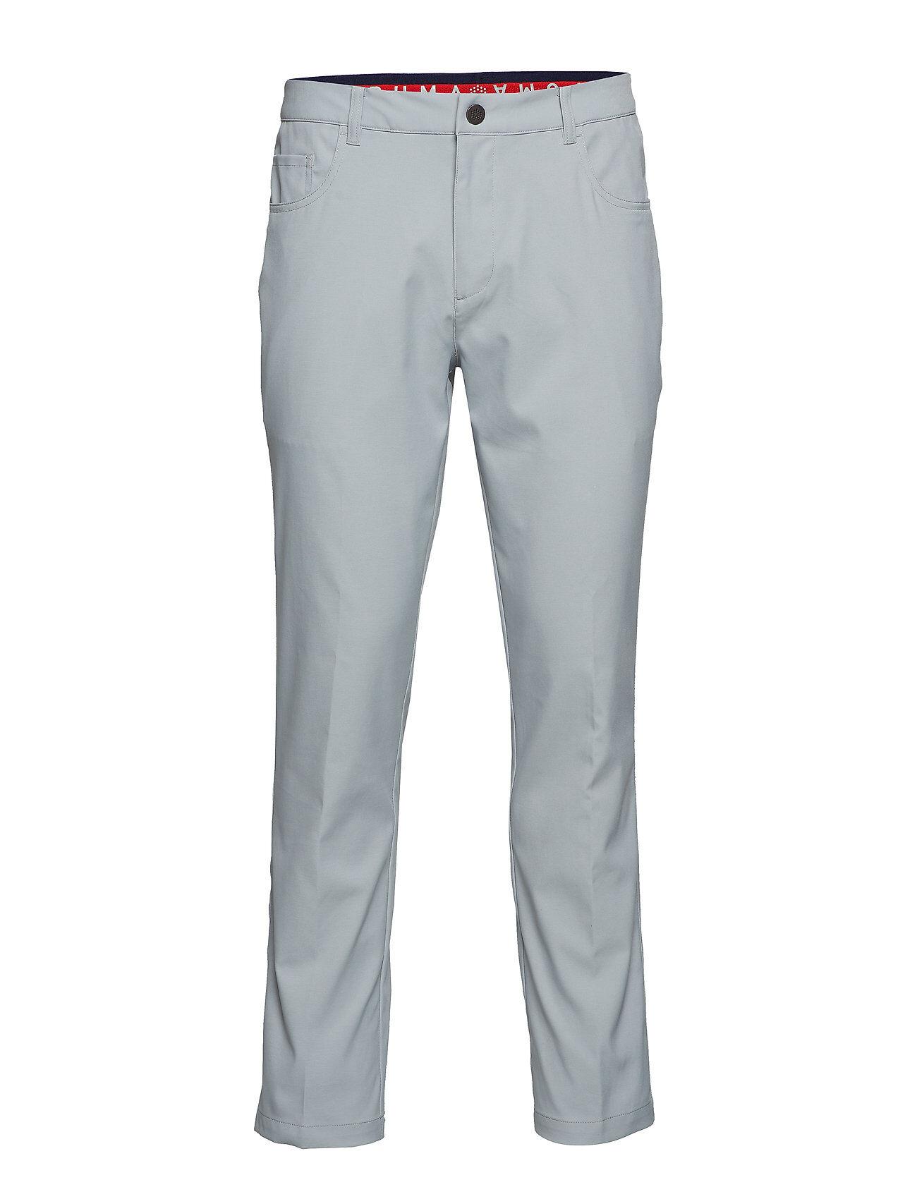 PUMA Golf Jackpot 5 Pocket Pant Sport Pants Sininen PUMA Golf