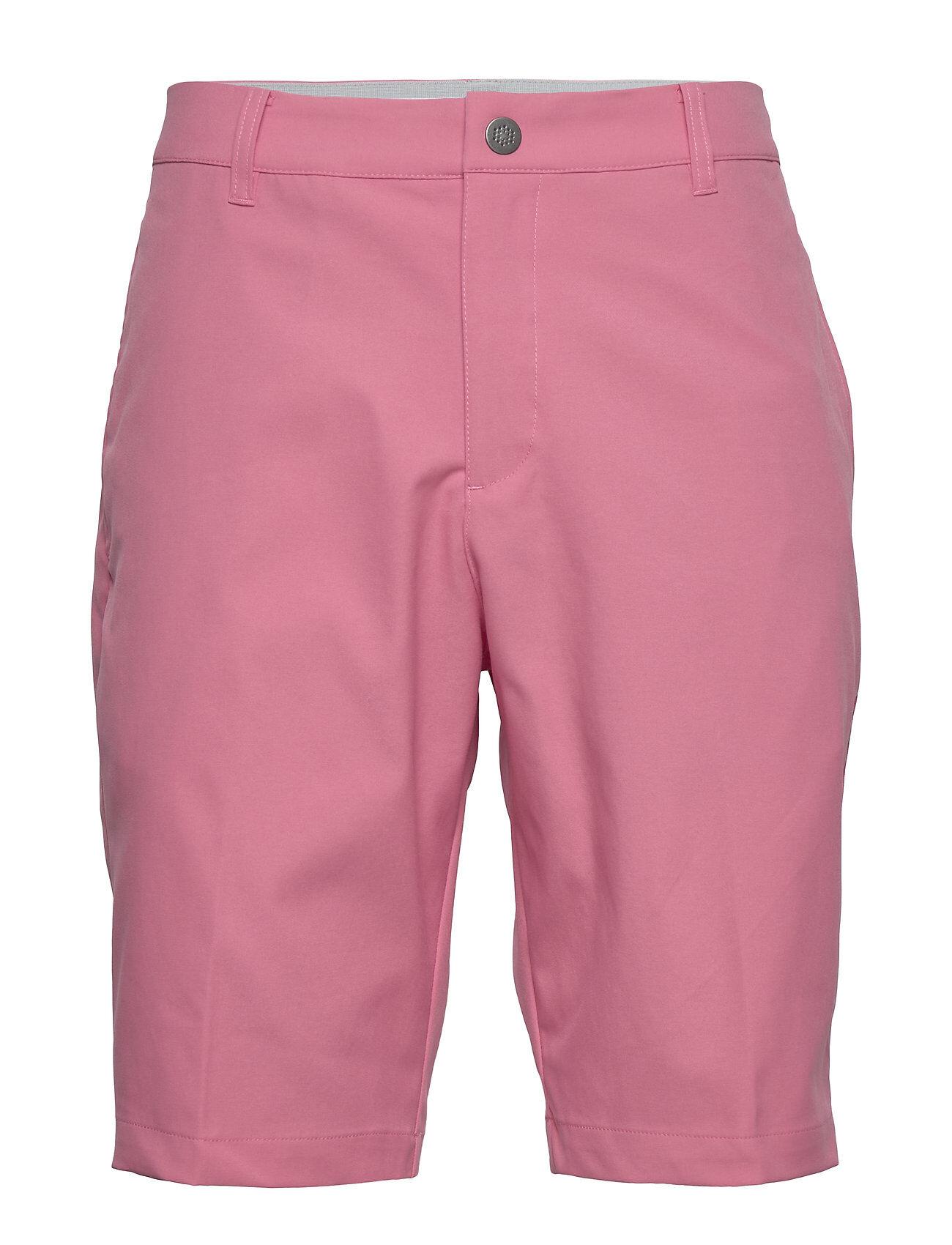 PUMA Golf Jackpot Short Shorts Sport Shorts Vaaleanpunainen PUMA Golf