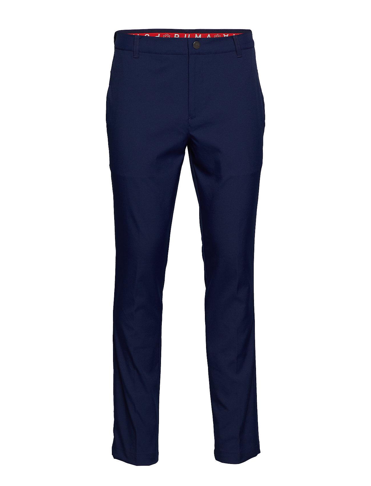 PUMA Golf Tailored Jackpot Pant Sport Pants Sininen PUMA Golf