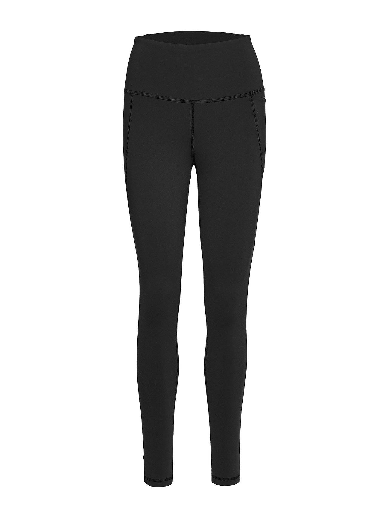 Reebok Performance Ts Lux Highrise Tight 2.0 Running/training Tights Musta Reebok Performance