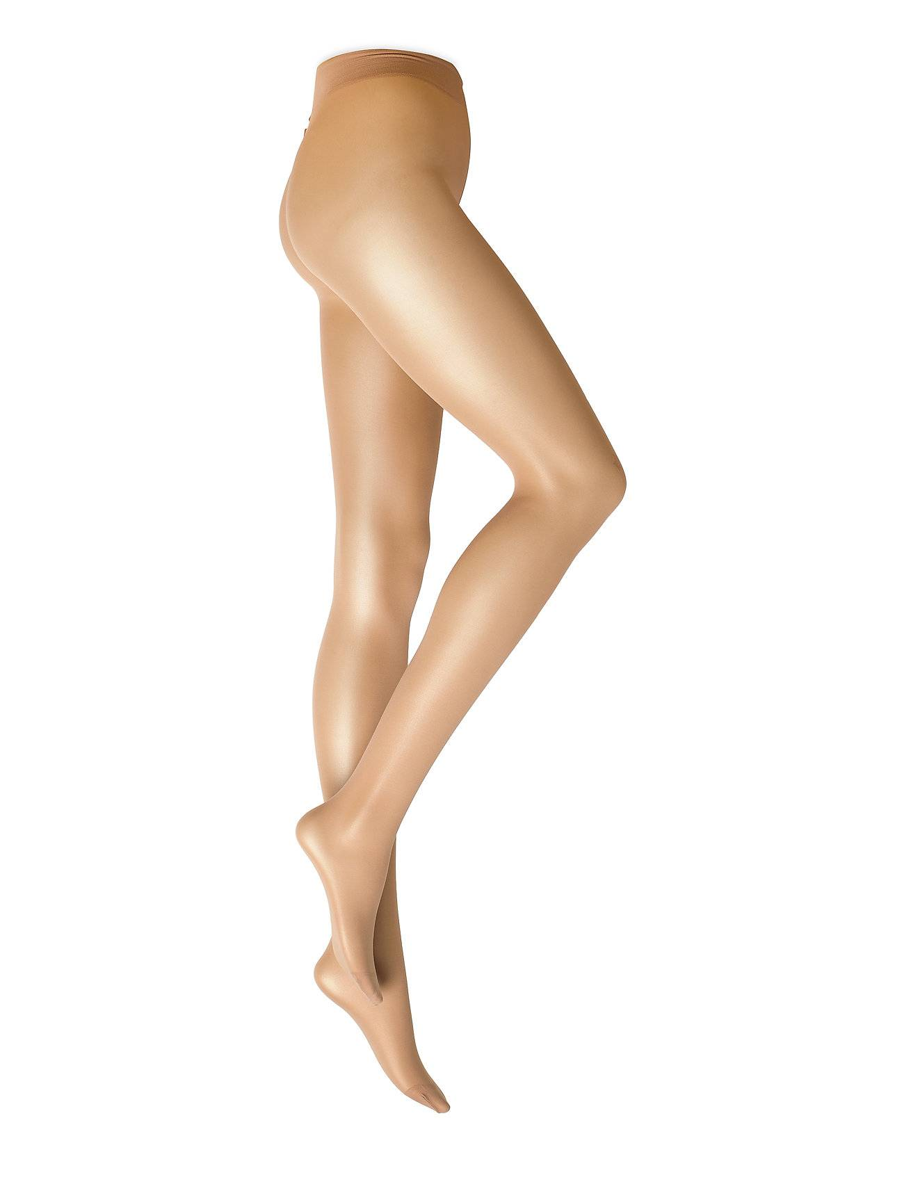 Swedish Stockings Maria Innovation Tights Black Running/training Tights Beige Swedish Stockings