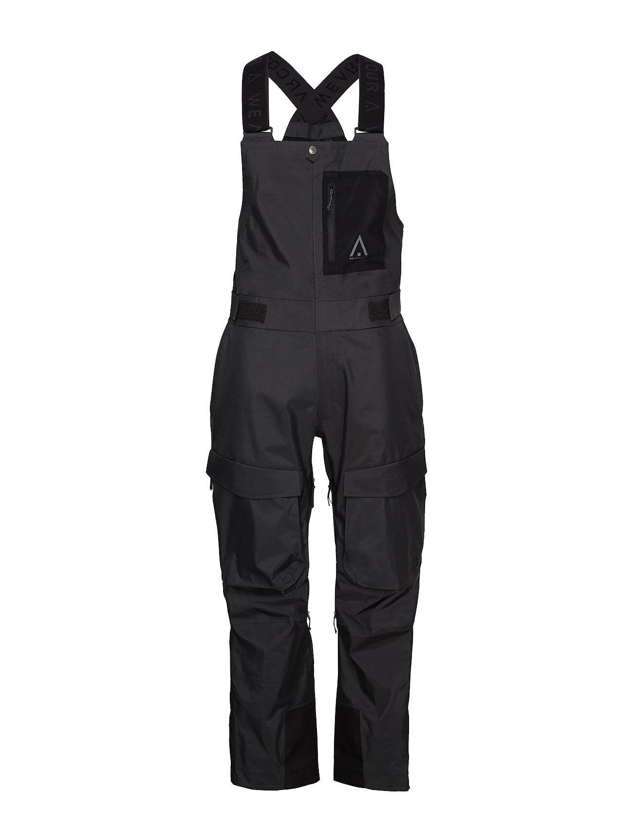 WearColour Hawk Pant Sport Pants Musta WearColour