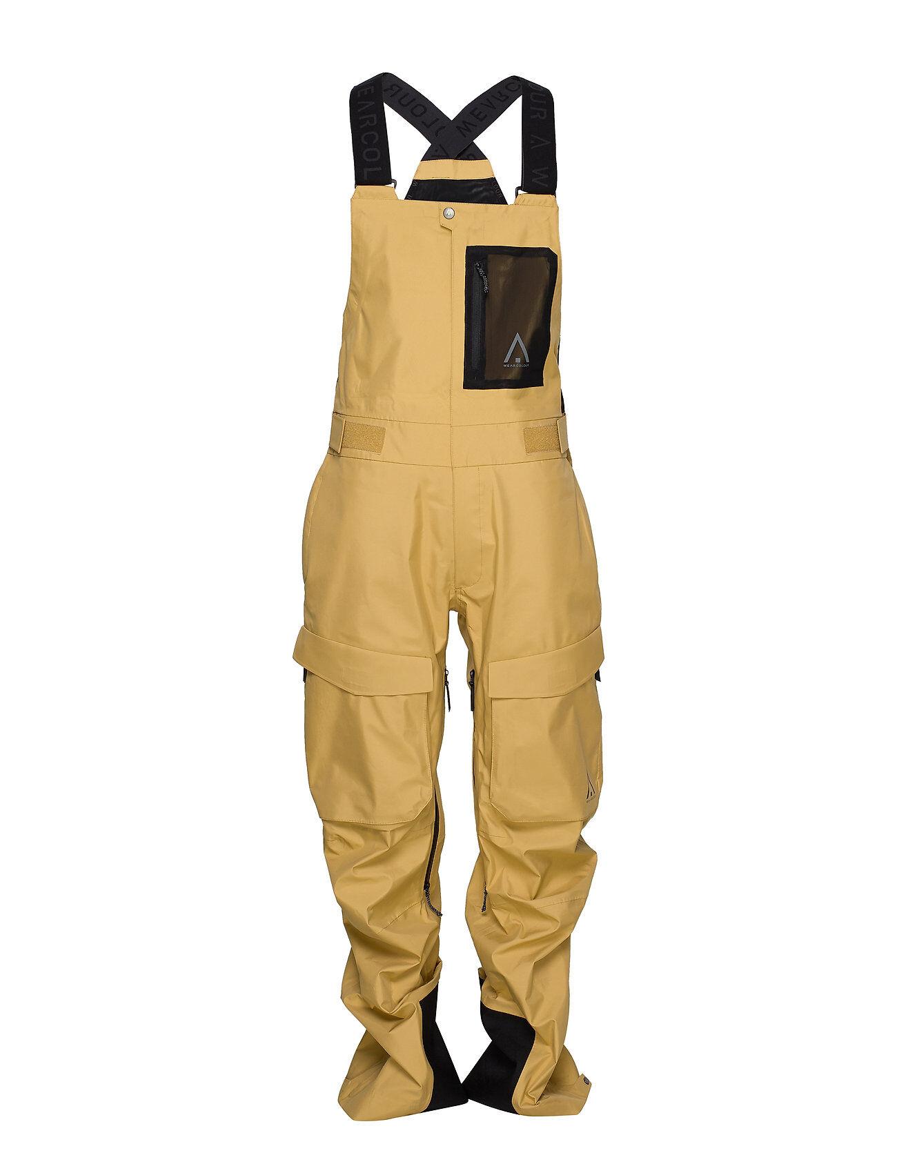 WearColour Hawk Pant Sport Pants Keltainen WearColour