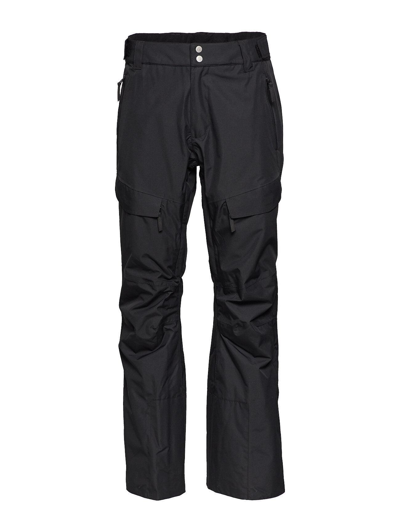 WearColour Tilt Pant Sport Pants Musta WearColour