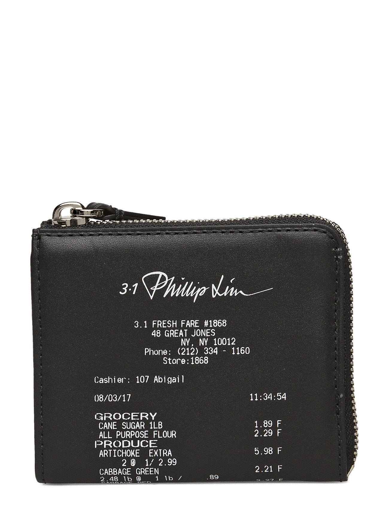 3.1 Phillip Lim Mini Zip Around Wallet