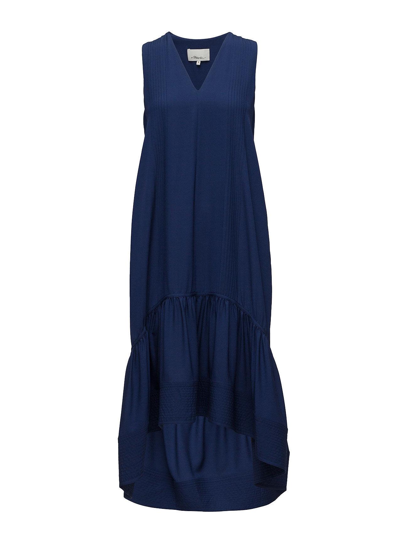 3.1 Phillip Lim Sl Dress W Stitch Detail At Hem
