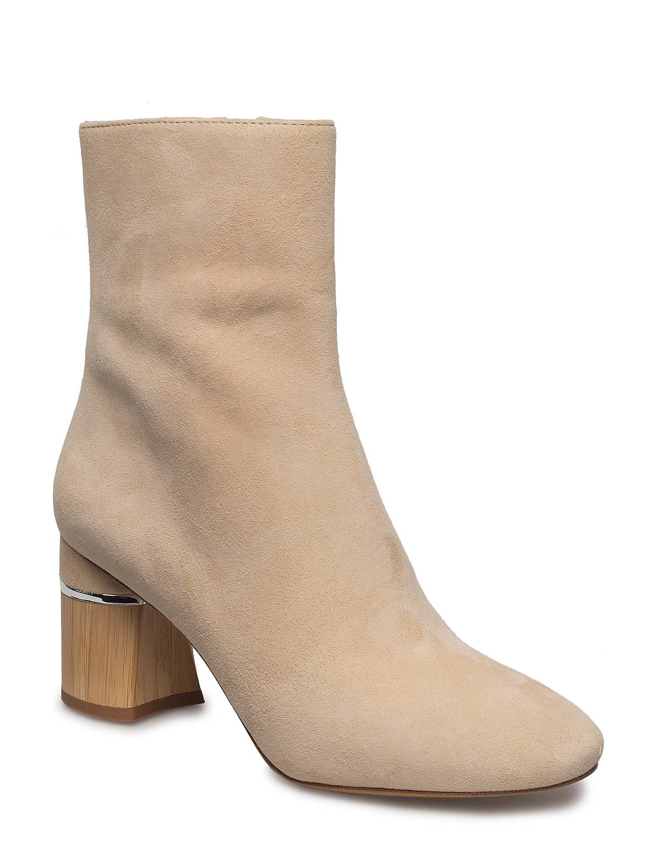 3.1 Phillip Lim Drum - 70mm Boot With Covered Heel