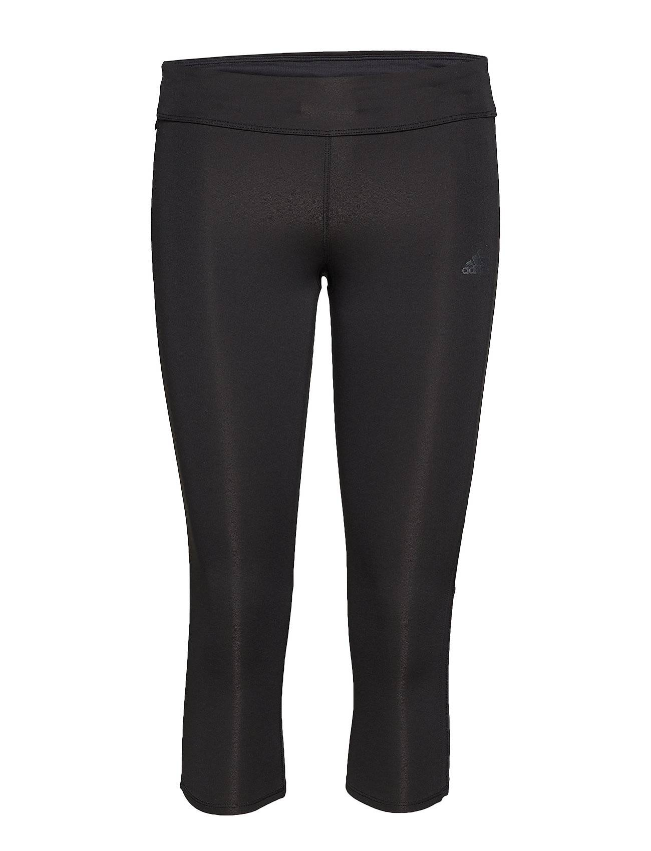 Image of adidas Performance Response Tight Running/training Tights Musta Adidas Performance