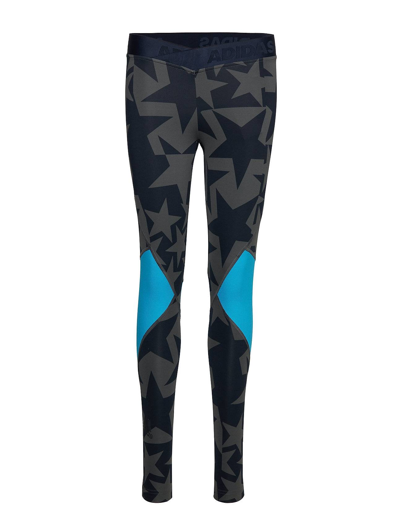 Image of adidas Performance Ask Spt L Itera Running/training Tights Musta Adidas Performance