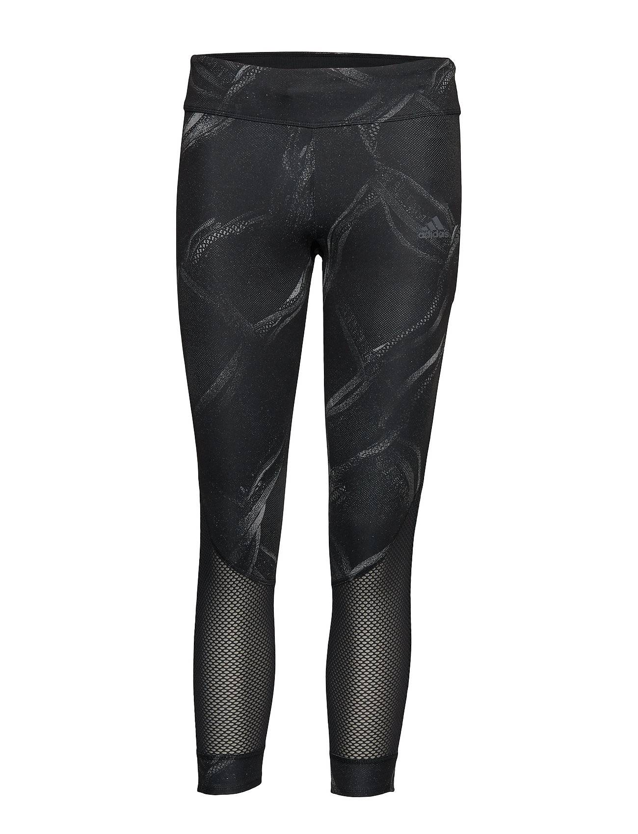 Image of adidas Performance Own The Run Tgt Running/training Tights Musta Adidas Performance