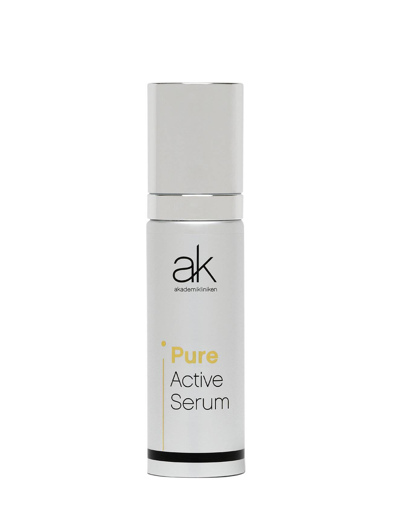 Akademikliniken Skincare Pure Active Serum Seerumi Kasvot Ihonhoito Nude Akademikliniken Skincare