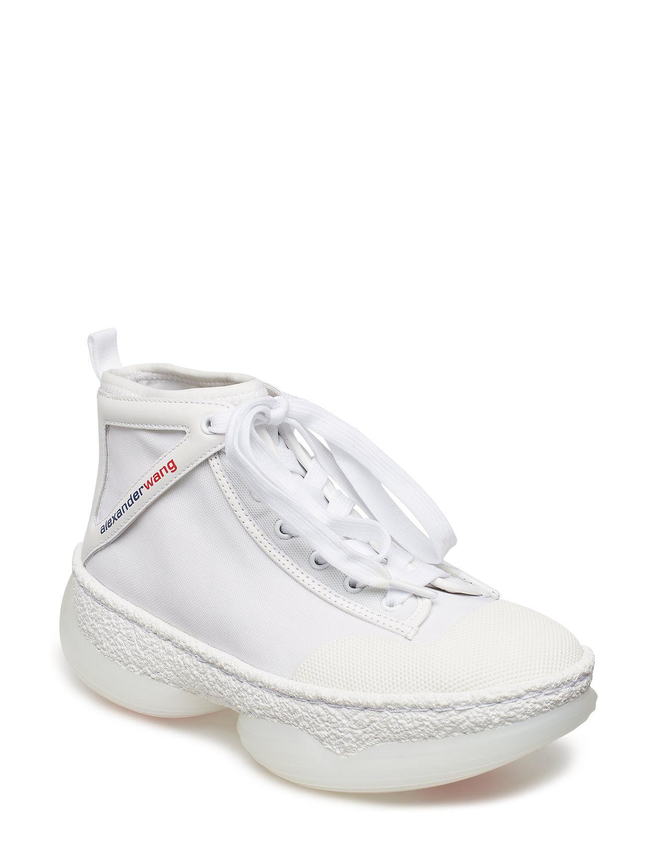 Alexander Wang A1 Sneaker White Calf/Mesh