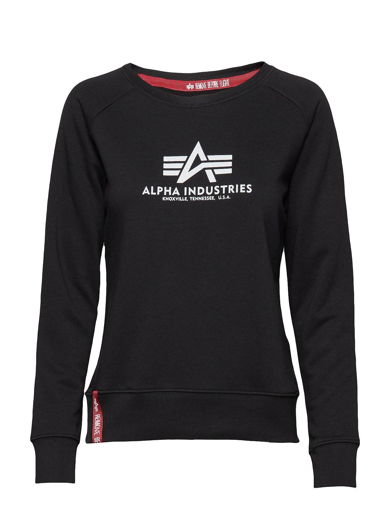 Alpha Industries New Basic Sweater Wmn