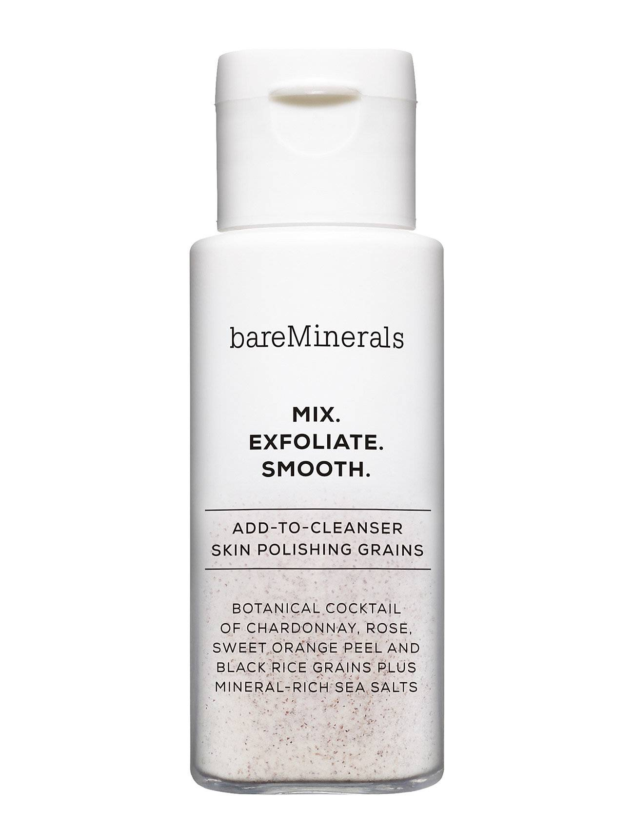 bareMinerals Skinsorials Mix.Exfoliate.Smooth Kuorinta-aine Kasvojen Kuorinta Nude BareMinerals