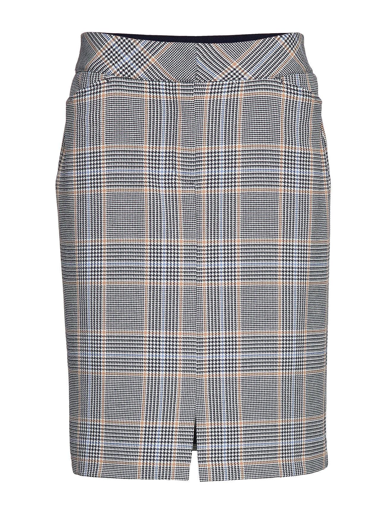 Betty Barclay Skirt Medium Length Classic Lyhyt Hame Harmaa Betty Barclay