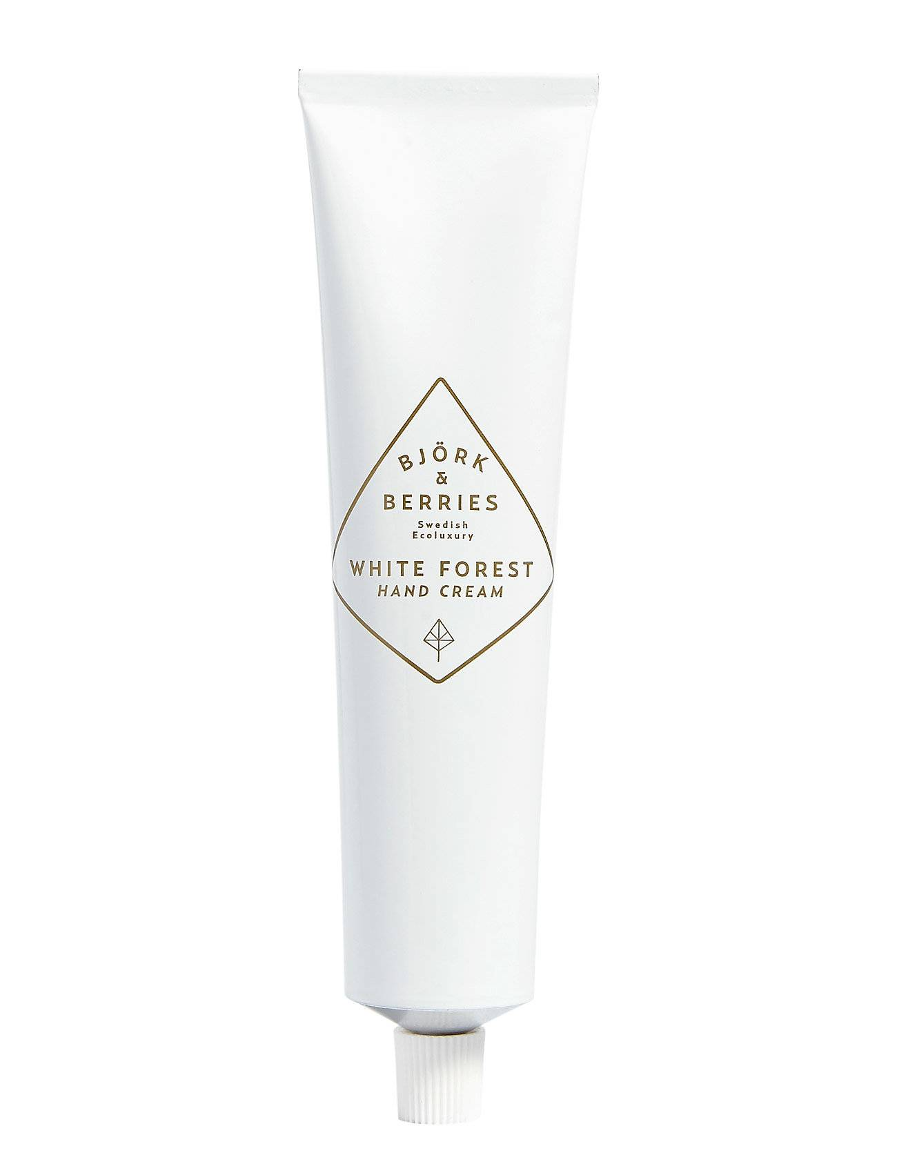 Björk & Berries White Forest Hand Cream Tube