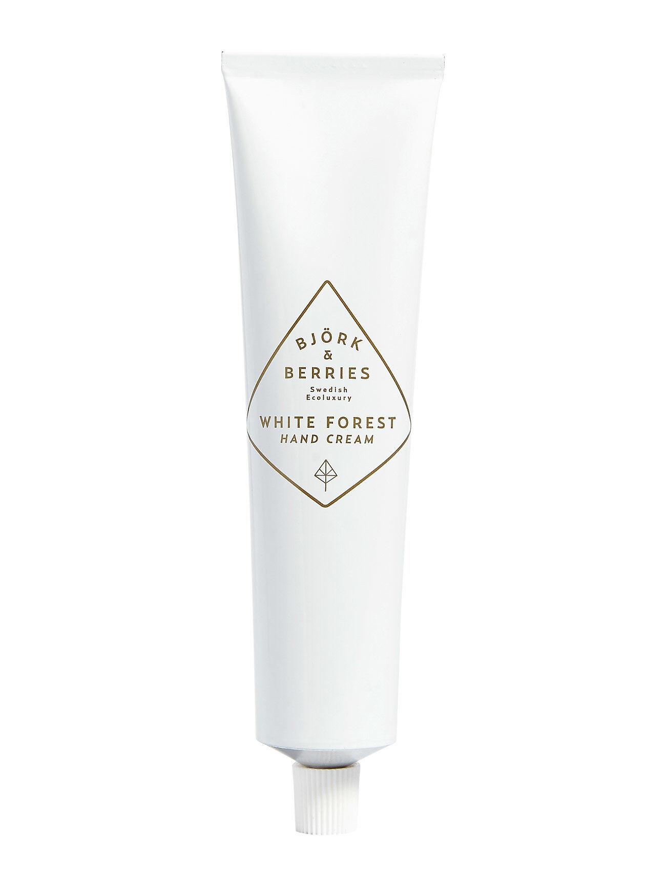 Björk & Berries White Forest Hand Cream Tube