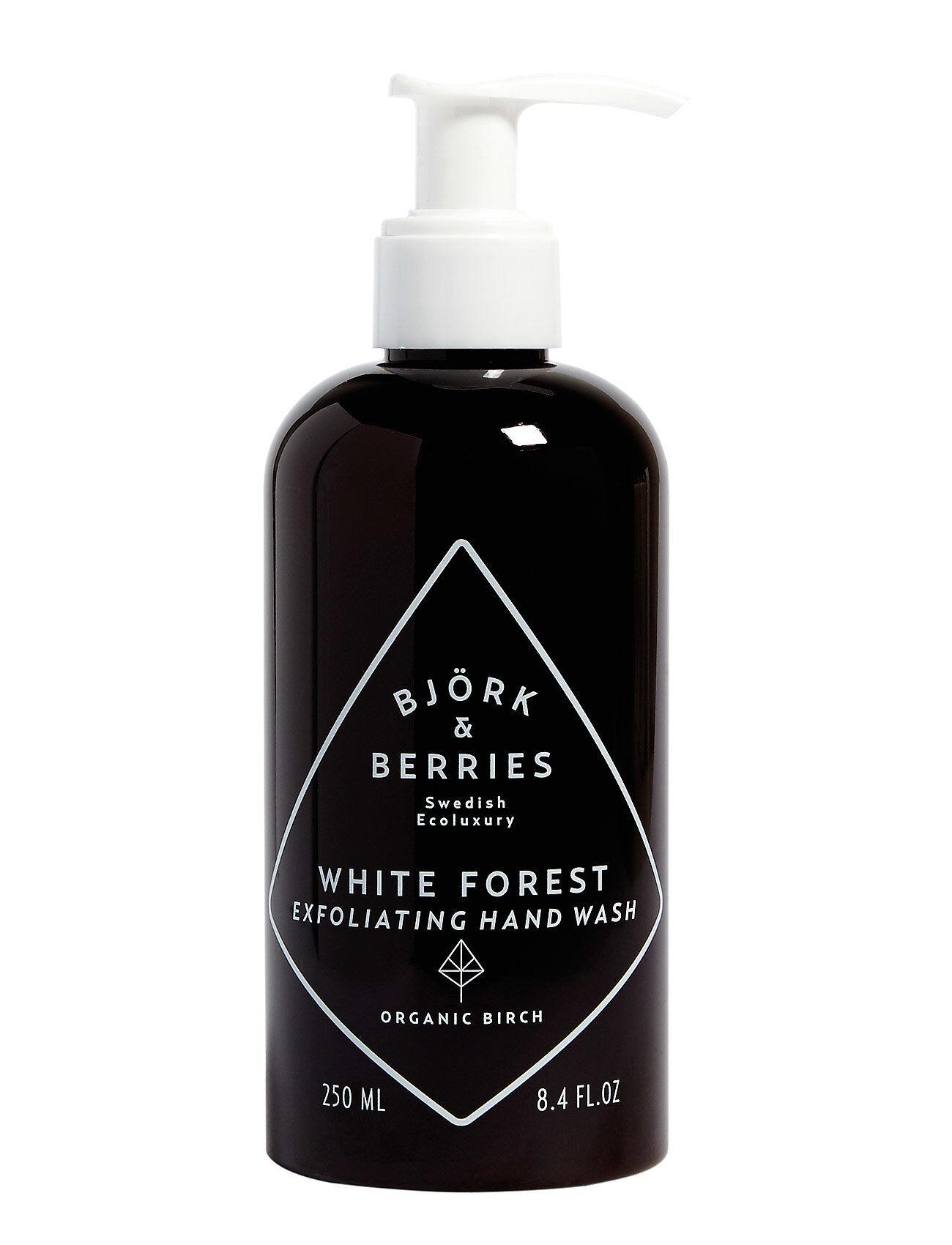 Björk & Berries White Forest Exfoliating Hand Wash