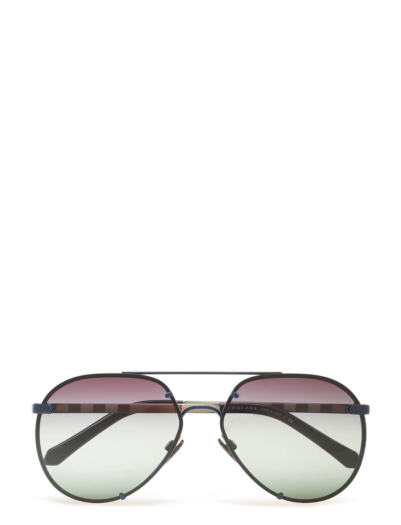 Image of Burberry Sunglasses 0be3099 Pilottilasit Aurinkolasit Musta Burberry Sunglasses