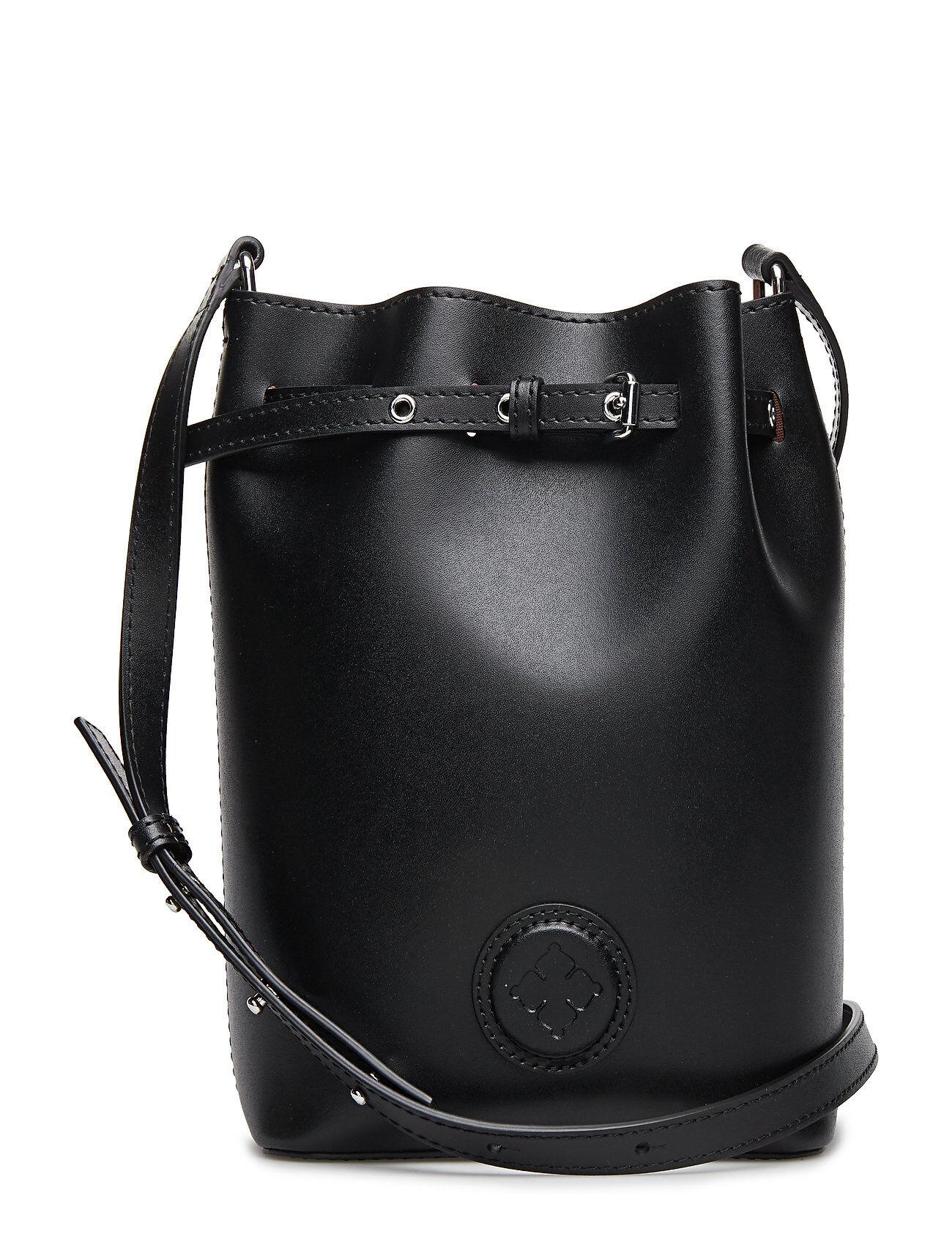 BY MALENE BIRGER Ema Mini Bags Bucket Bag Musta BY MALENE BIRGER