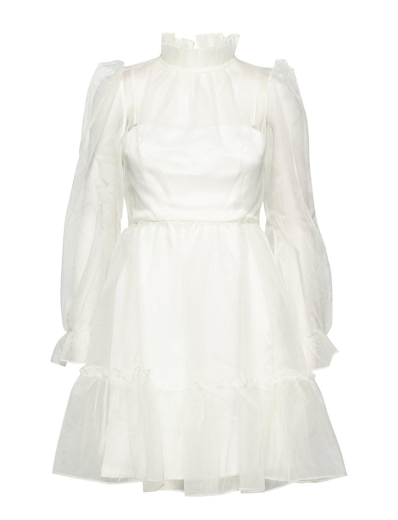 By Malina Cristine Dress Hääpuku Morsiuspuku Valkoinen By Malina