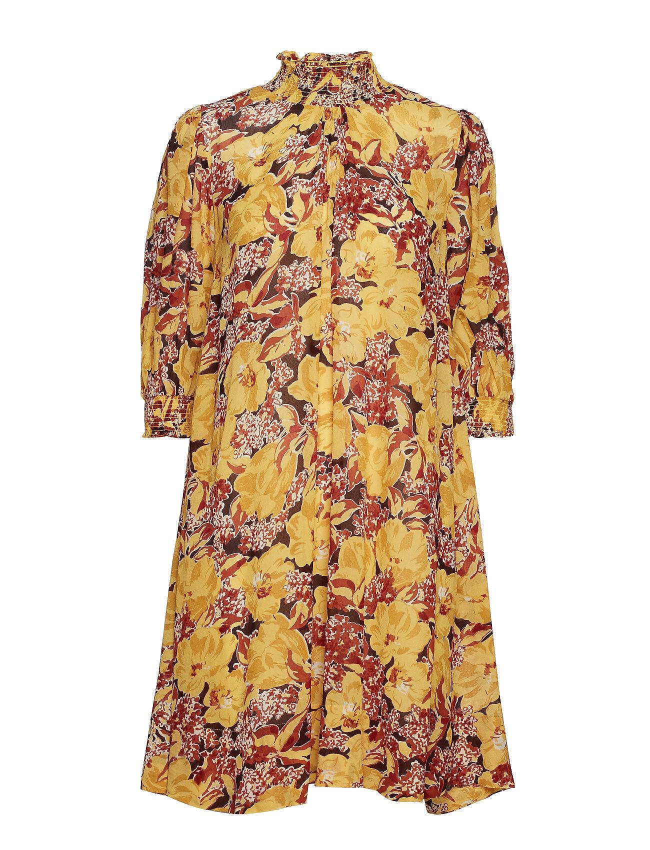 by Ti Mo Semi Couture A-Line Dress