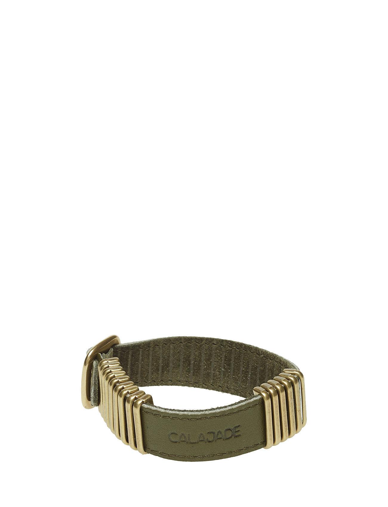 Cala Jade Rattle Bracelet