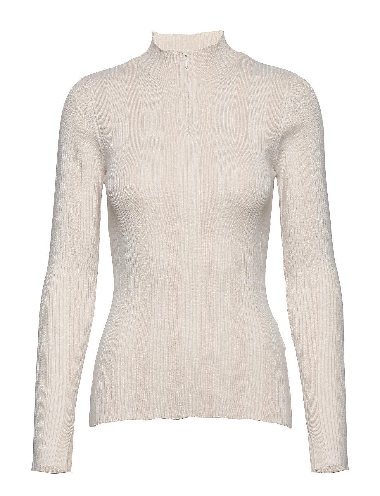 Camilla Pihl Sole Sweater Neulepaita Valkoinen Camilla Pihl