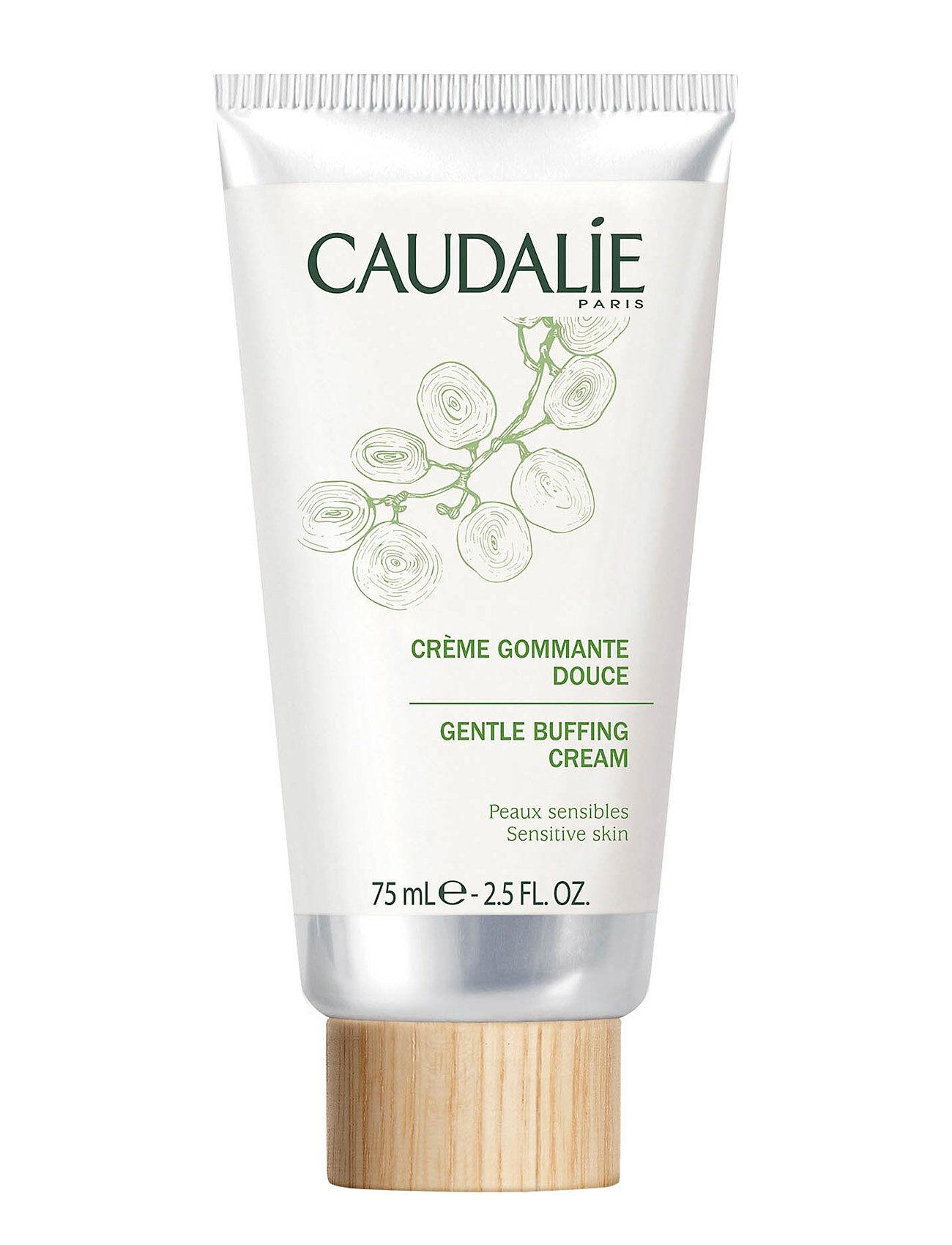 CAUDALIE Gentle Buffing Cream Kuorinta-aine Kasvojen Kuorinta Nude CAUDALIE