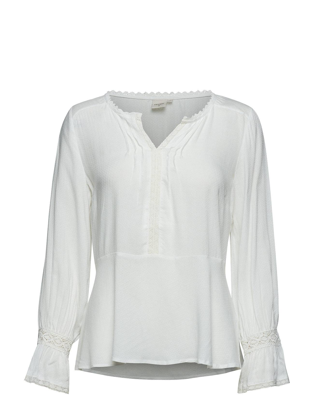 Cream Milly Blouse