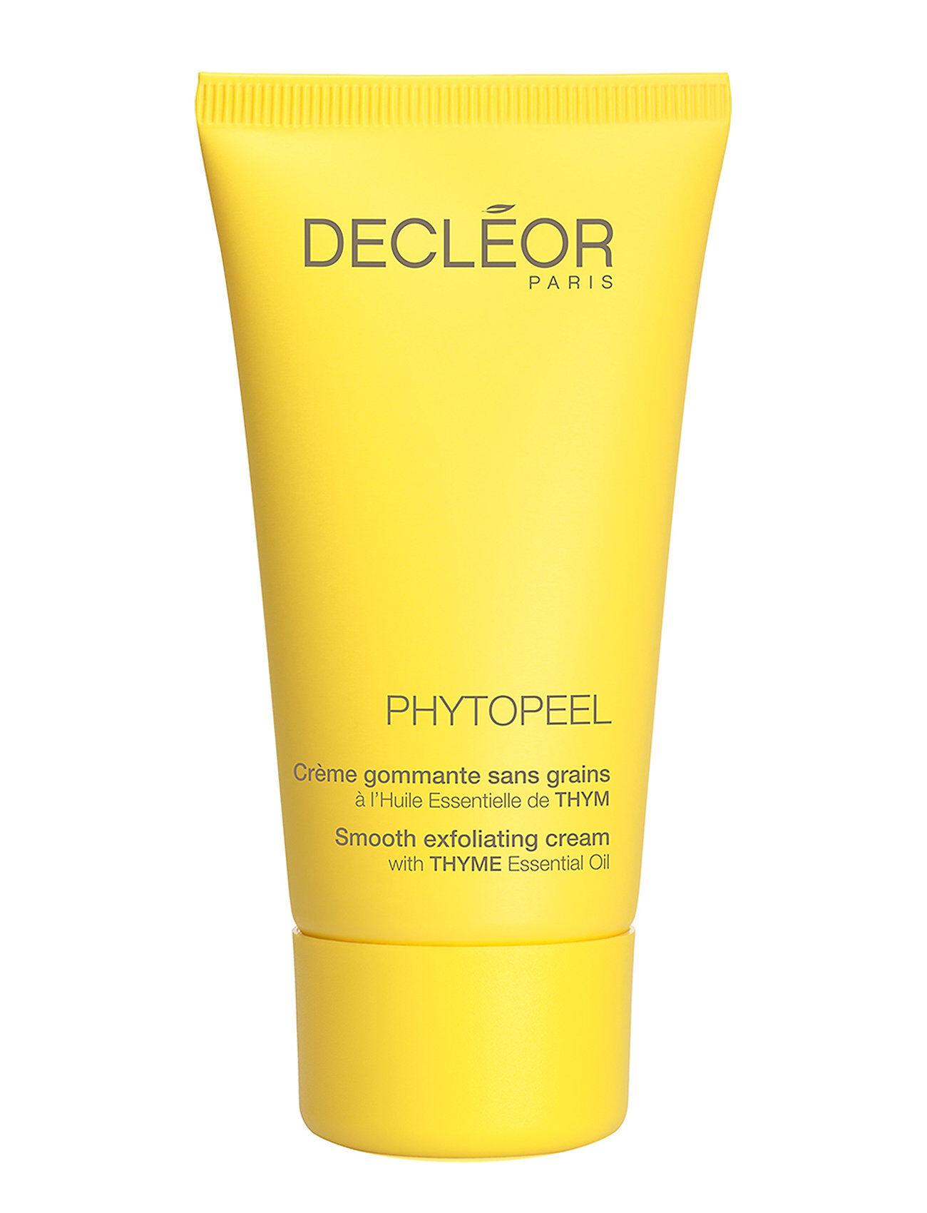 DecléOr Aroma Cleanse Phytopeel Smooth Exfoliating Cream Kuorinta-aine Kasvojen Kuorinta Nude Decléor