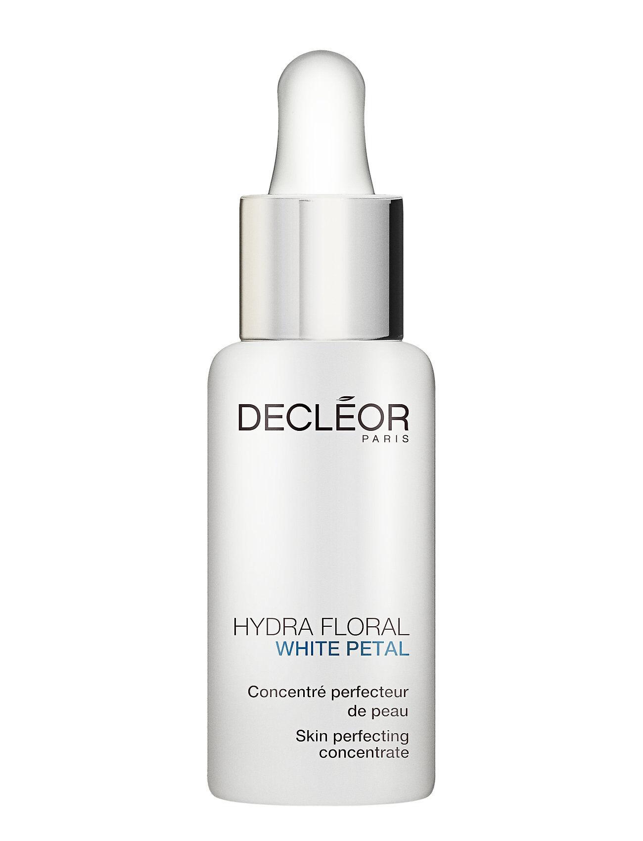 DecléOr Hydra Floral White Petal Perfecting Concentrate Seerumi Kasvot Ihonhoito Nude Decléor