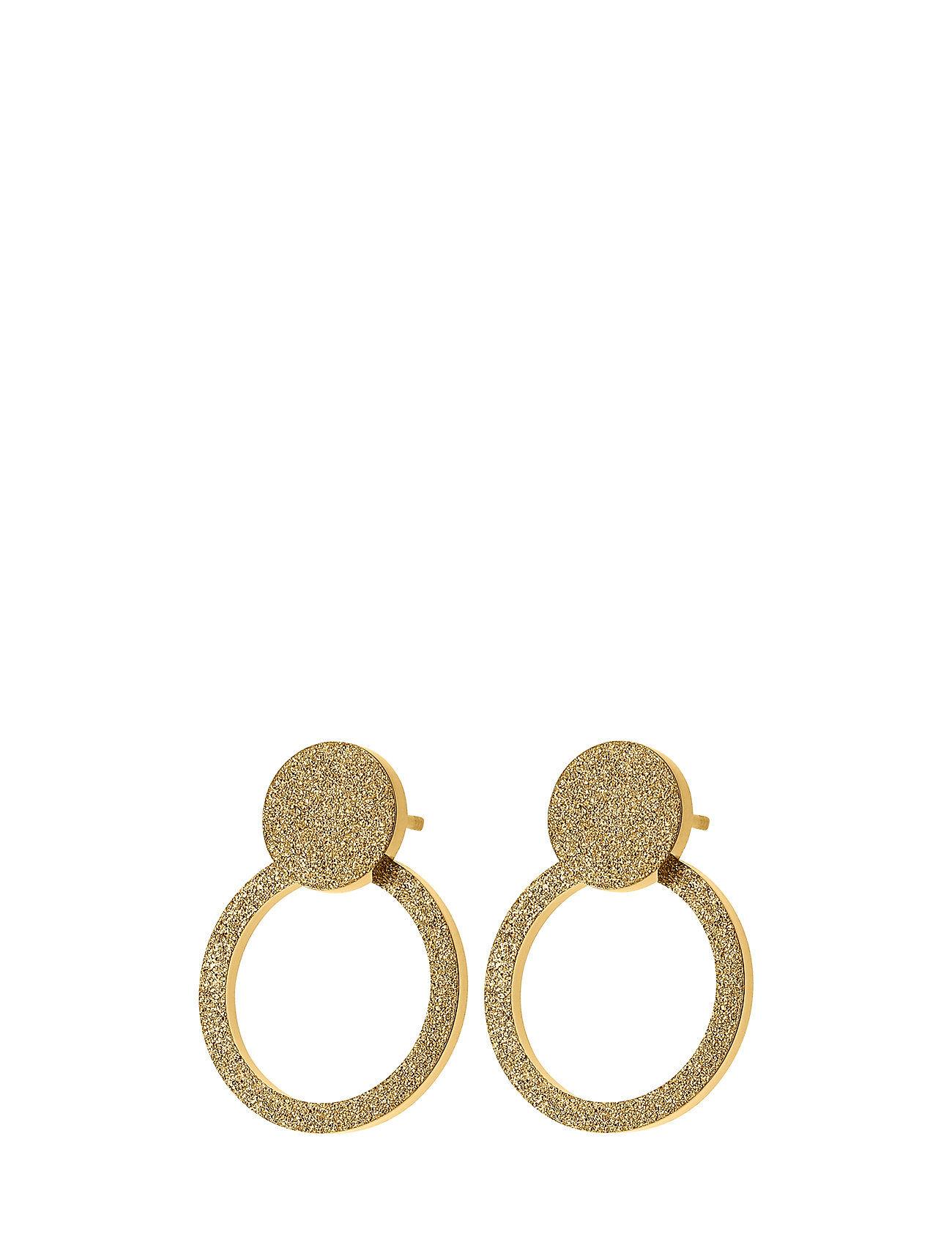 Edblad Valerie Earrings Sparkle Gold