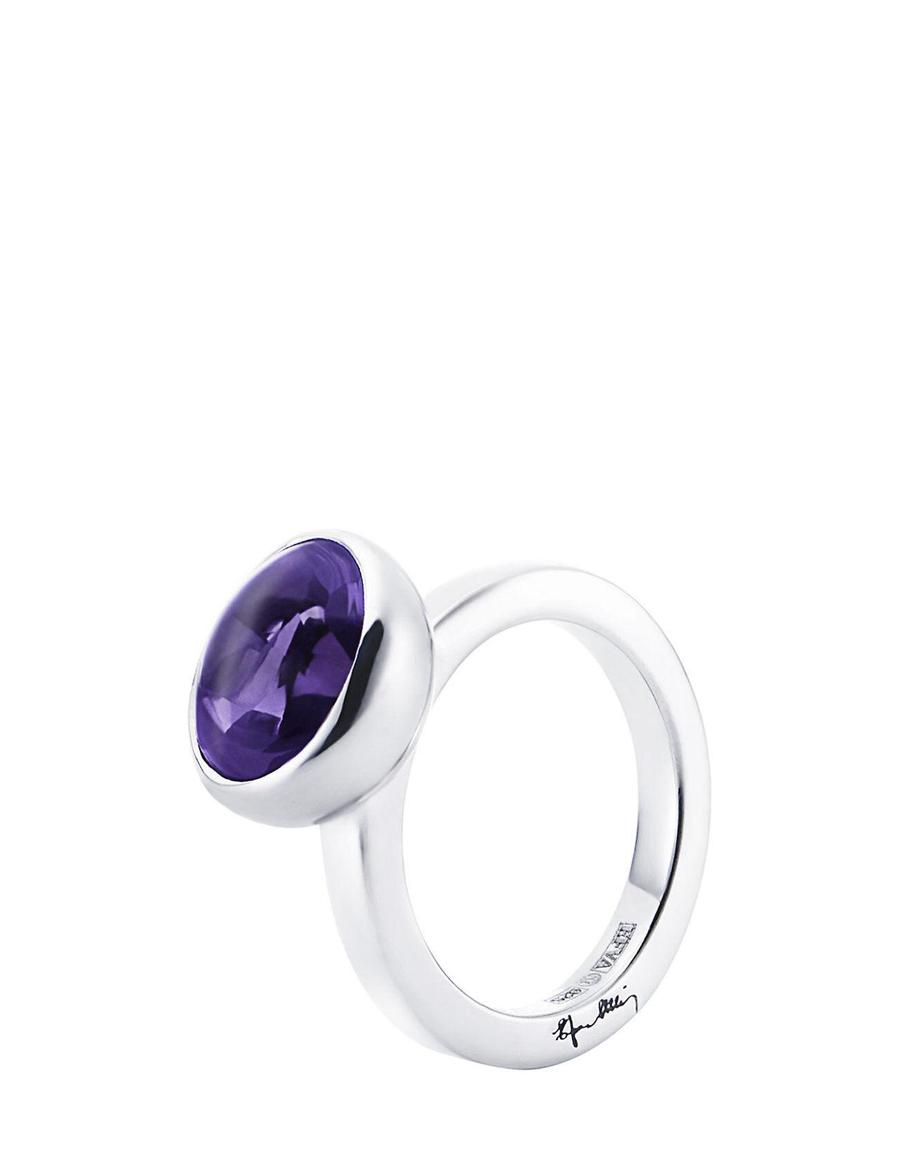 Efva Attling Love Bead Grande Ring - Amethyst