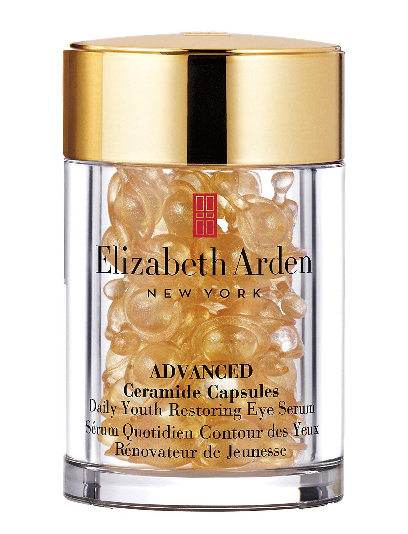 Elizabeth Arden Ceramide Capsules Restoring Eye Serum 60pcs Seerumi Kasvot Ihonhoito Nude Elizabeth Arden