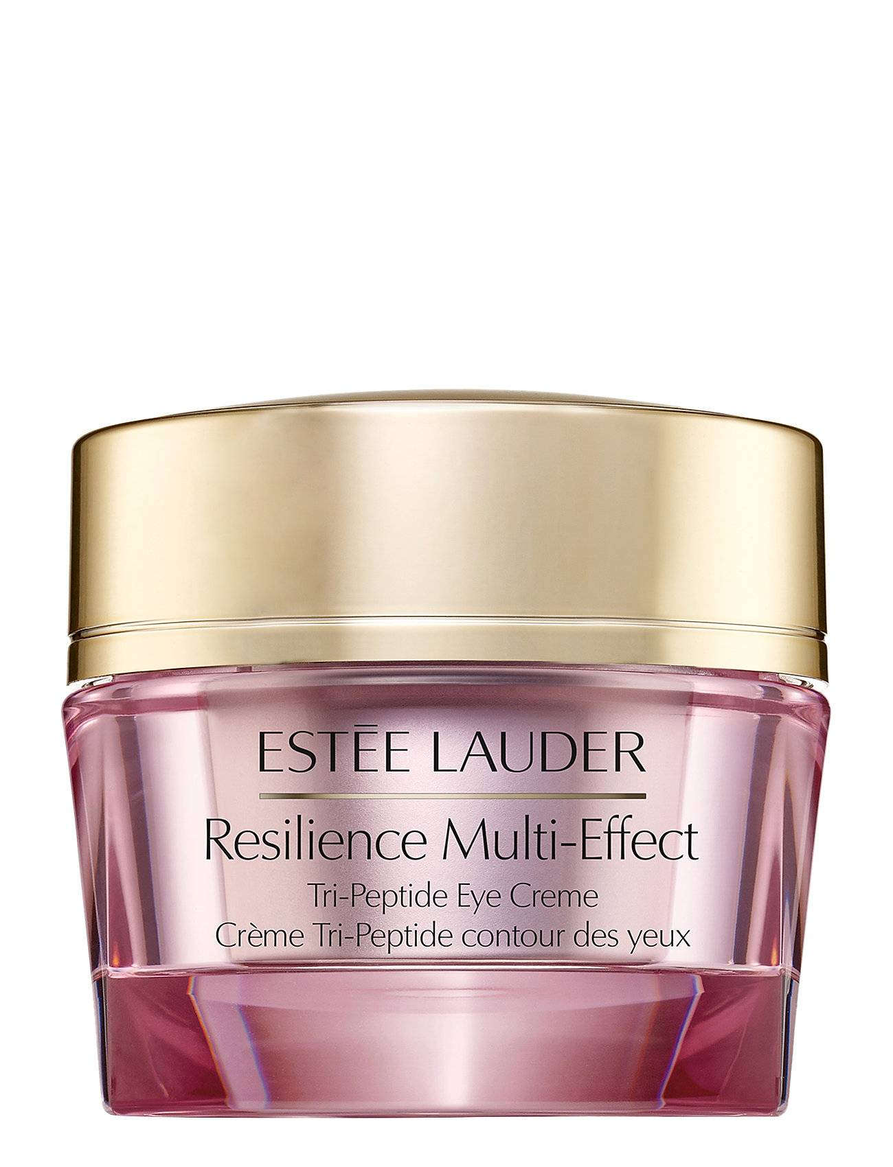 Estée Lauder Resilience Multi-Effect Tri-Peptide Face And Neck Eye Creme Beauty WOMEN Skin Care Face Eye Cream Nude Estée Lauder