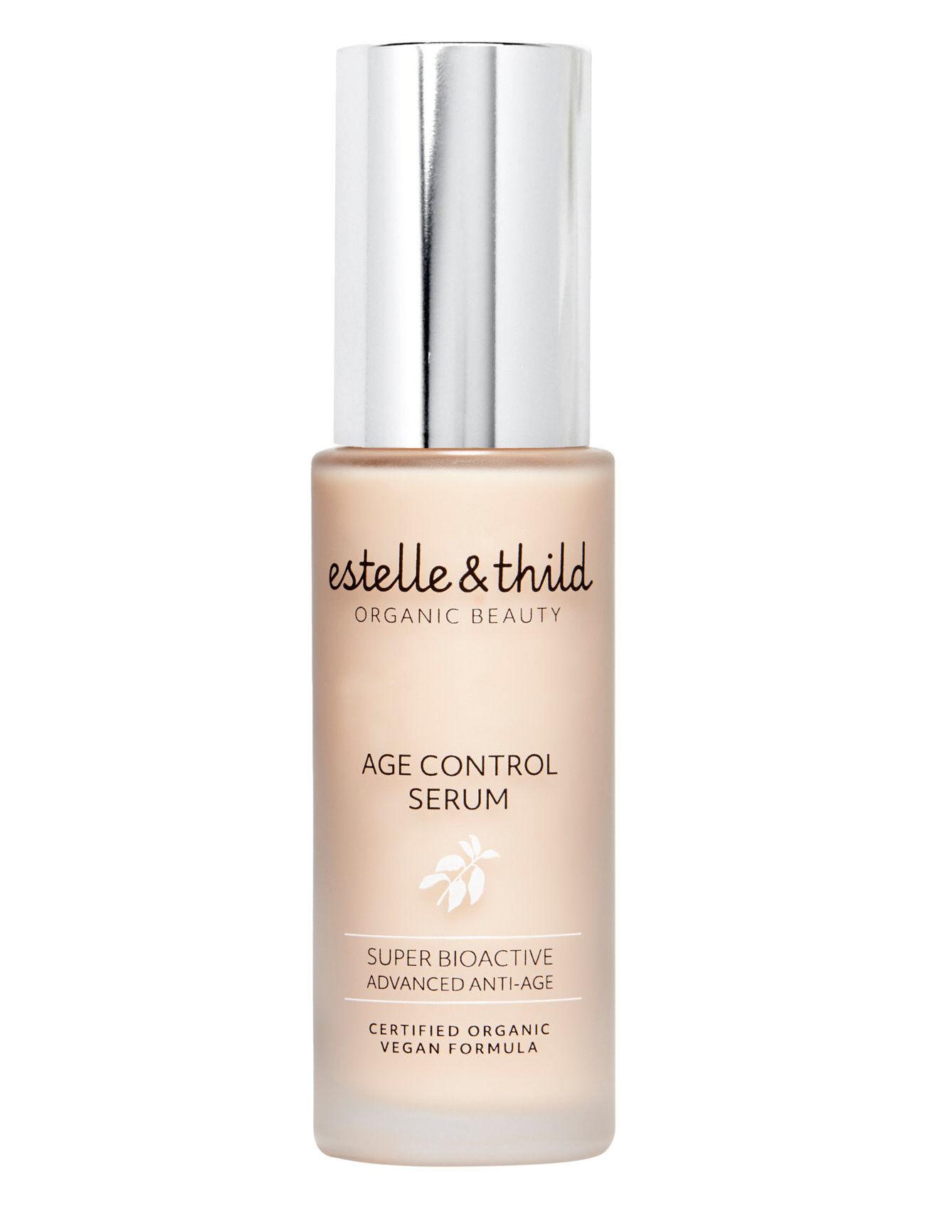 Estelle & Thild Super Bioactive Age Control Serum Seerumi Kasvot Ihonhoito Nude Estelle & Thild