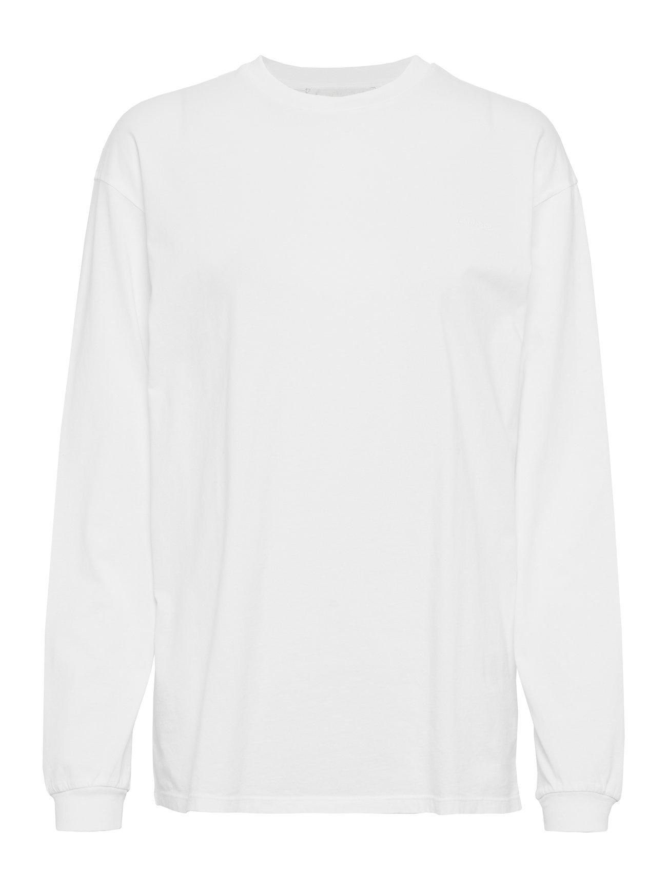 Fall Winter Spring Summer Kelly T-shirts & Tops Long-sleeved Valkoinen Fall Winter Spring Summer