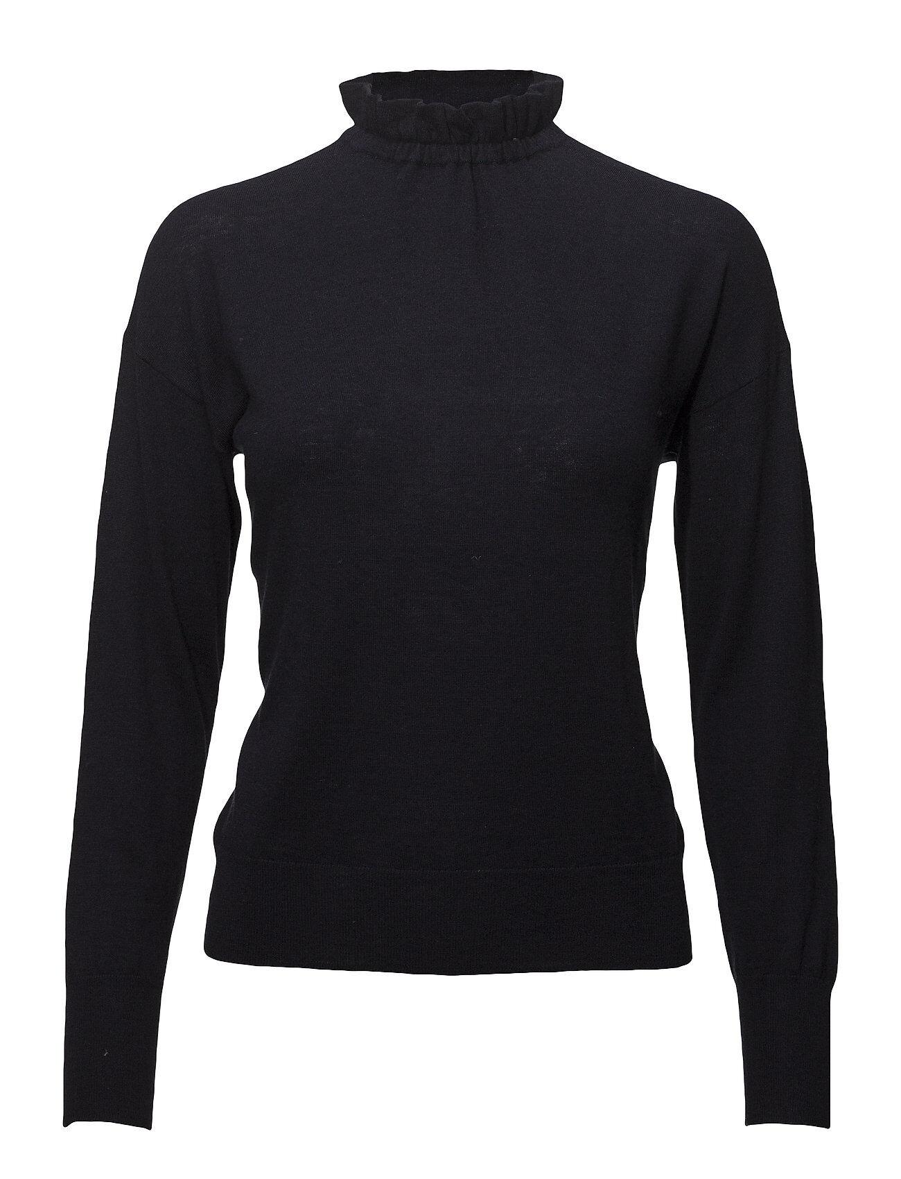 Filippa K Ruffle Neck Sweater