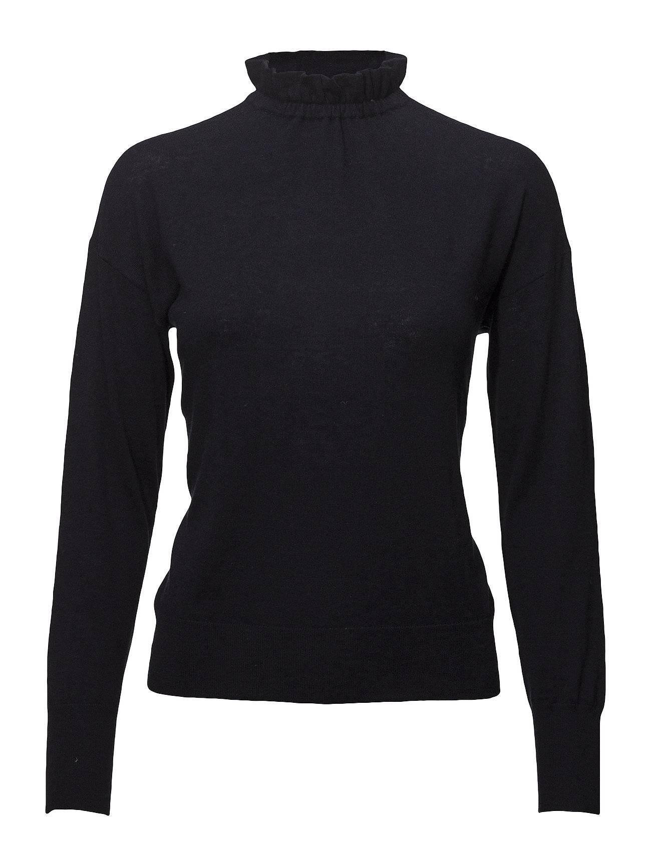Filippa K Ruffle Neck Sweater