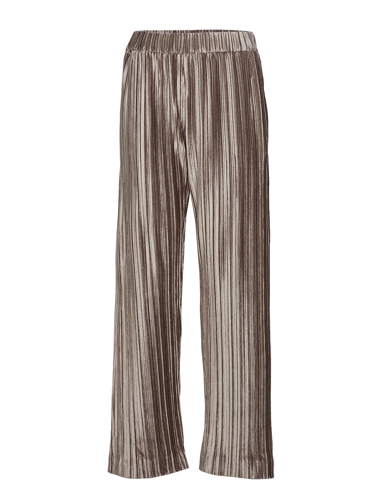 Filippa K Velvet Plissé Trousers