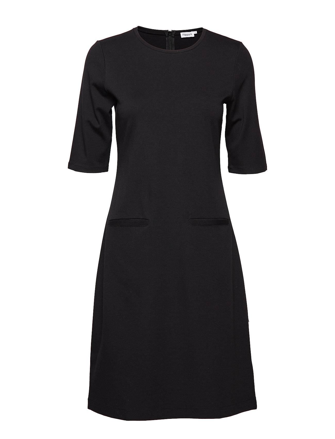 Filippa K Front Pocket Shift Dress