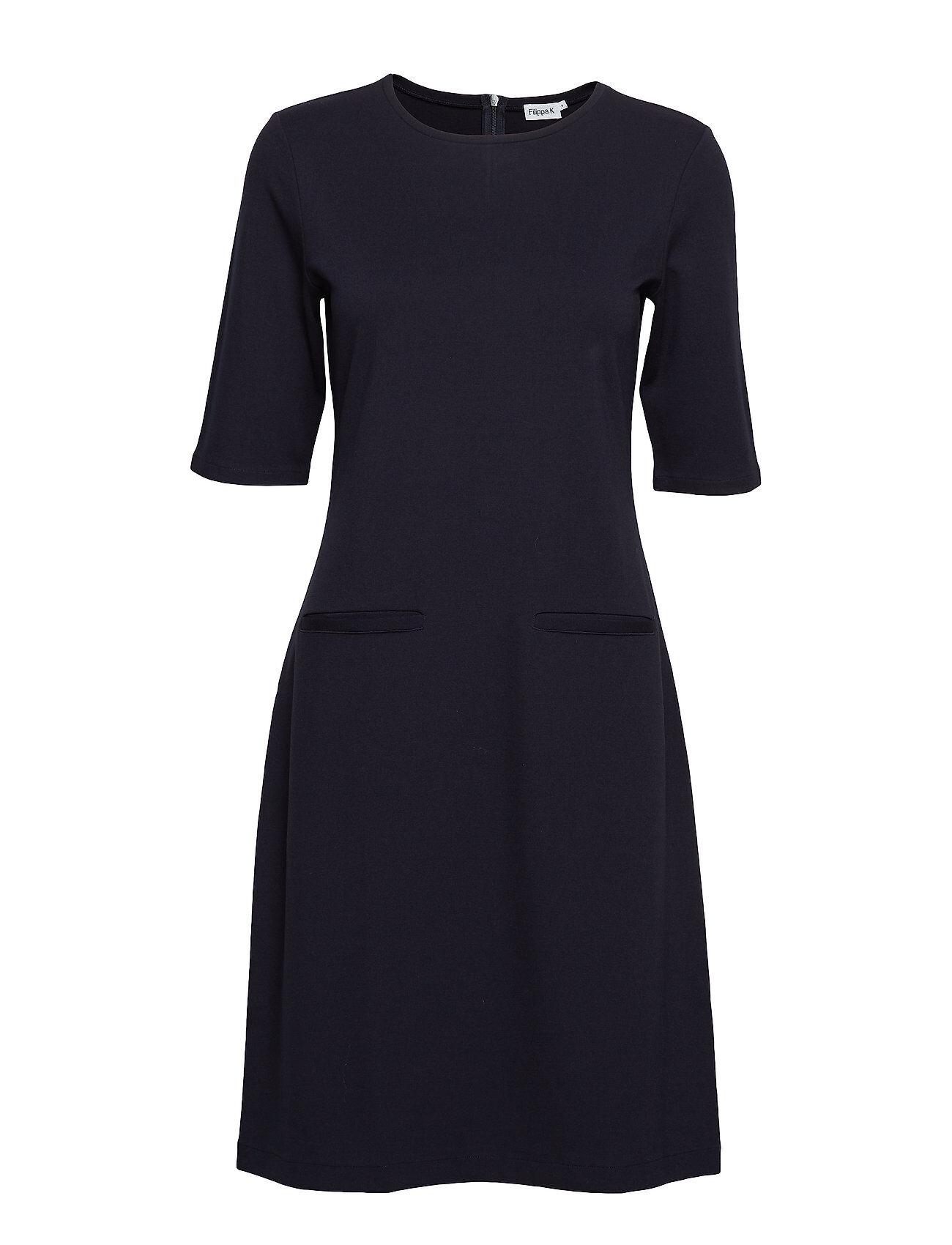 Filippa K Front Pocket Shift Dress