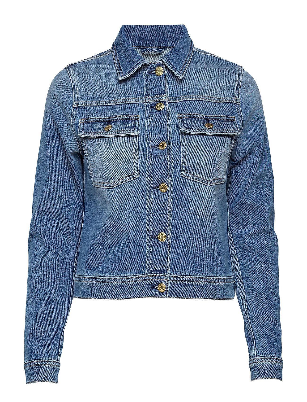 Filippa K Suzy Washed Denim Jacket