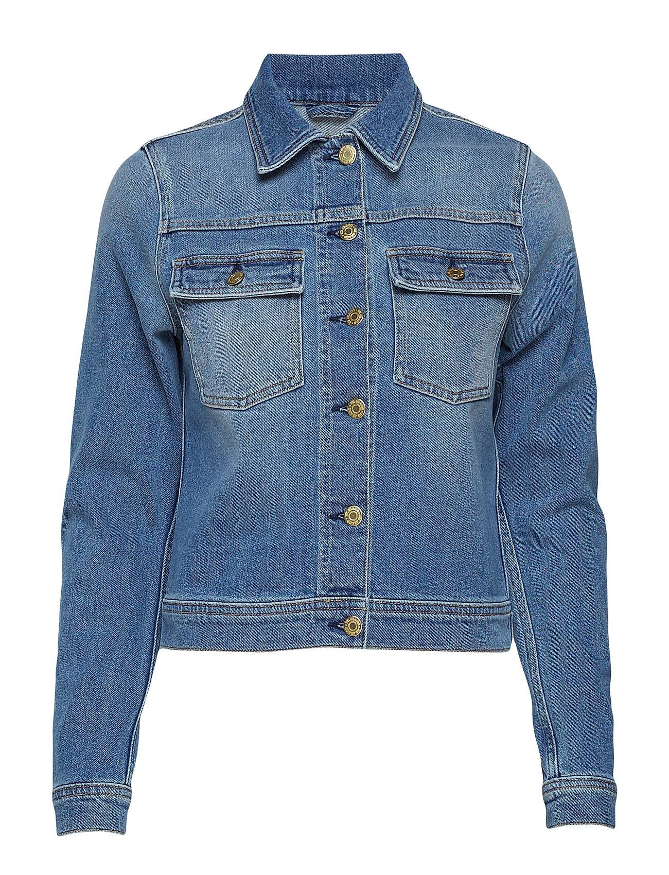 Filippa K Suzy Washed Denim Jacket