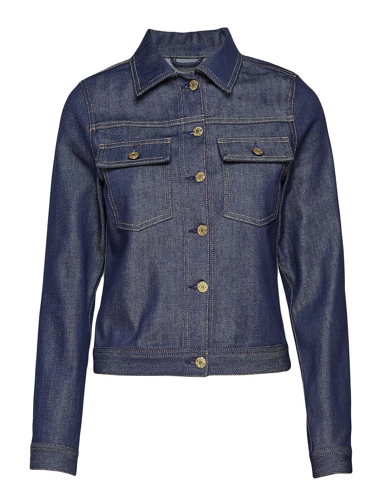 Filippa K Suzy Raw Denim Jacket