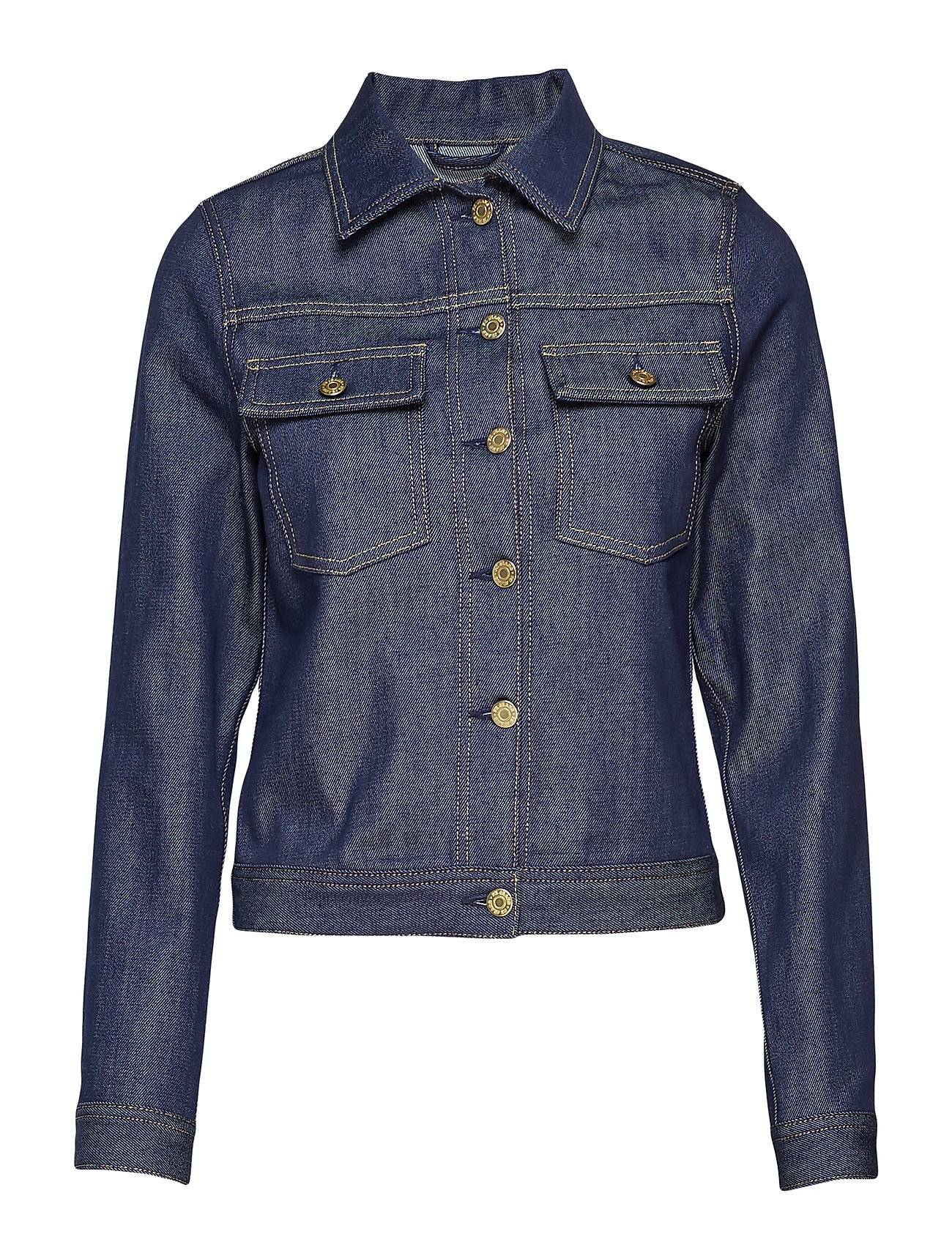 Filippa K Suzy Raw Denim Jacket
